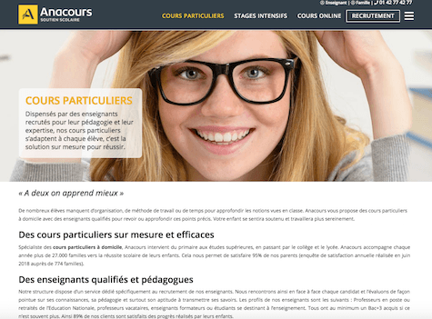 site anacours